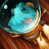 Astronauten-Poro Beschwörersymbol