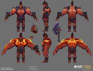 Dr. Mundo Update Rageborn Concept 02