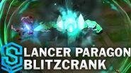 Aufrichtige Lanze Blitzcrank - Skin-Spotlight