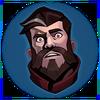 Emotka Strażnik Graves