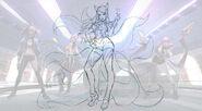 Ahri KDA Splash Concept 01