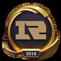 Emotka Mistrzostwa 2018 – Złote RNG