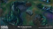 Summoner's Rift Elements Concept 06