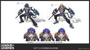 Wukong BattleAcademia Concept 02