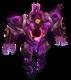 Xerath Mrocznej Gwiazdy (Różowy kwarc)