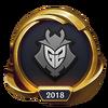 Emotka Mistrzostwa 2018 – Złote G2