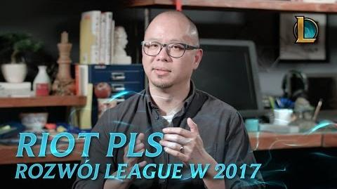 Riot Pls - Prace nad grą w 2017 roku