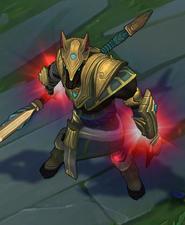 Trinity Force screenshot