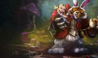 Annie Annie im Wunderland S alt