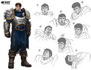 Garen Warriors Concept 02