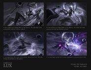 Lux DarkCosmic Splash Concept 01
