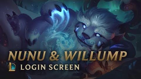 Nunu_&_Willump,_the_Boy_and_his_Yeti_-_Login_Screen