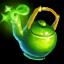Green Tea Kettle item