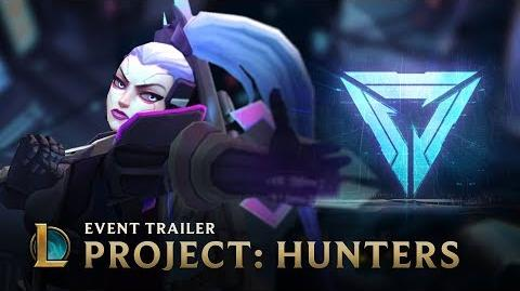 HUNTERS PROJECT 2017 Event Video - League of Legends