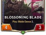 Blossoming Blade (Legends of Runeterra)
