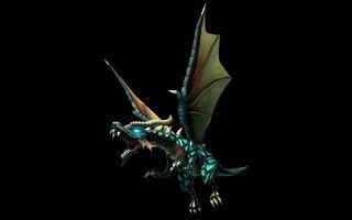 Dragon Model 01