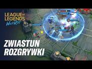 League of Legends Wild Rift - oficjalny zwiastun rozgrywki