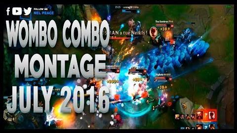 Wombo Combo Montage - July 2016 - Best Wombo Combos 2016
