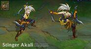 Akali Update Stinger concept 04