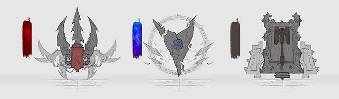 Runen Saison 8 Konzeptzeichnung 3