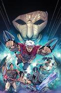 Zed Comic 1 Cover 2