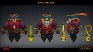 Bard Bard model 01