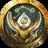 Cosmic Creation Season Gold LoR profileicon