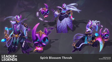 Thresh Seelenblumen Model 02