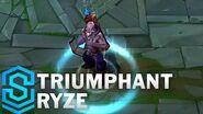Triumphierender Ryze - Skin-Spotlight