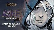 Ashe Matriarca Vista previa de la serie de cómics