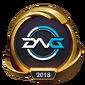 Worlds 2018 DetonatioN FocusMe (Gold) Emote