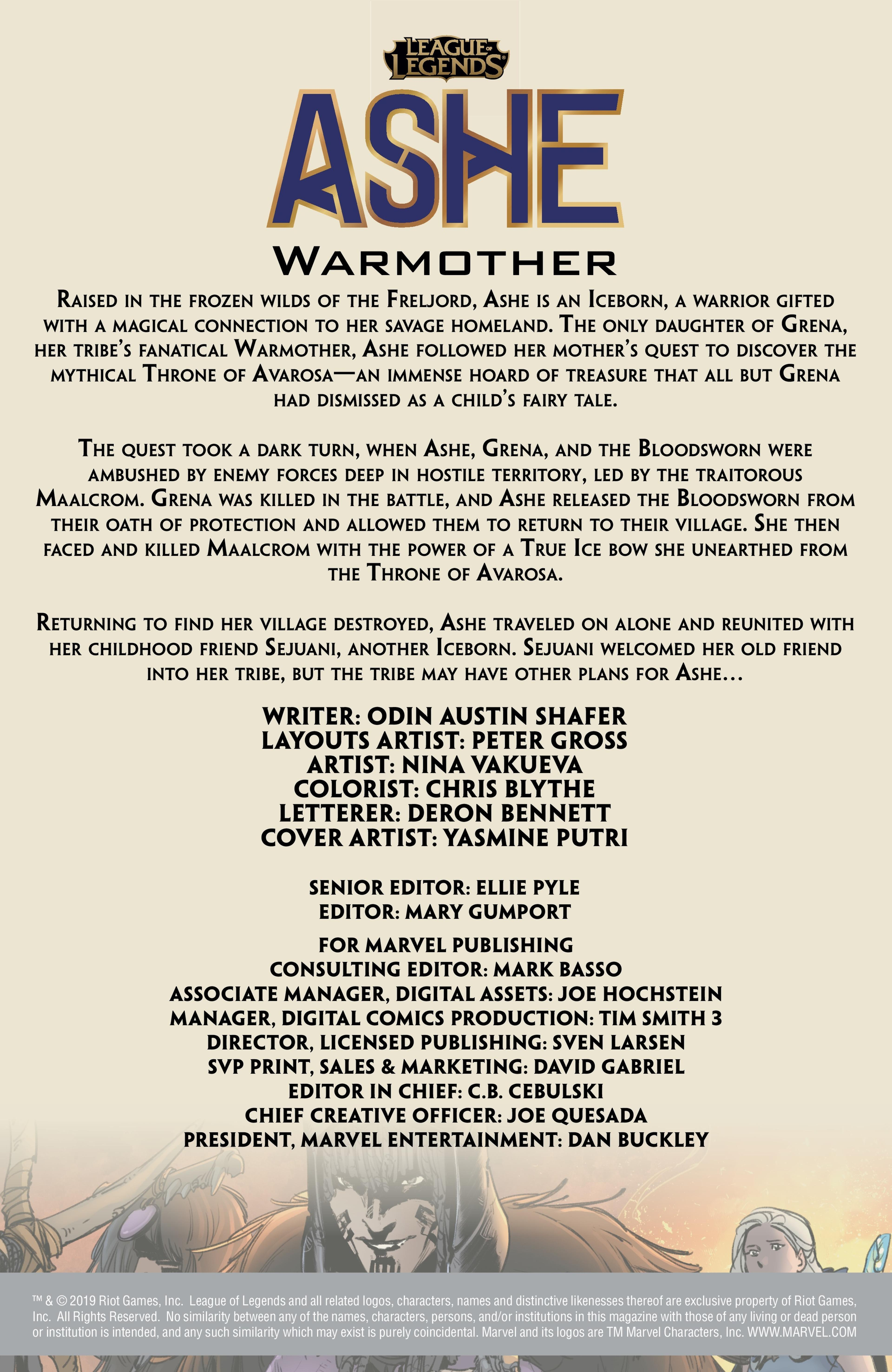 Warmother: Issue 4