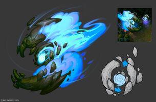 Blauer Wächter Konzept 01
