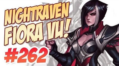 KNKL SHOW 262 Nightraven Fiora VU!