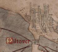 Piltover Zaun map 01
