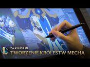 Tworzenie Królestw Mecha - Za kulisami