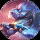 Cosmic Zephyr Yasuo LoR profileicon
