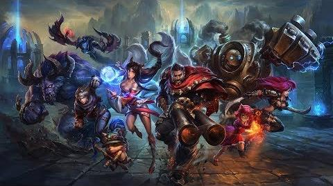 Czym jest League of Legends?