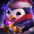 Edelstein-Pingu Beschwörersymbol