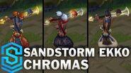 Sandsturm-Ekko - Chroma-Spotlight