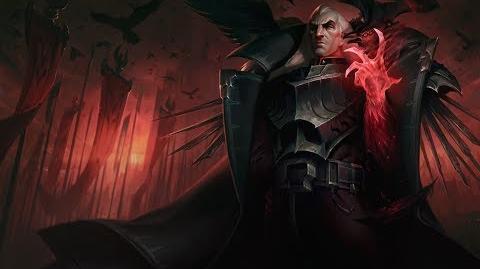 Верховный полководец Ноксуса Озвучение League of Legends – Кирилл Гребенщиков