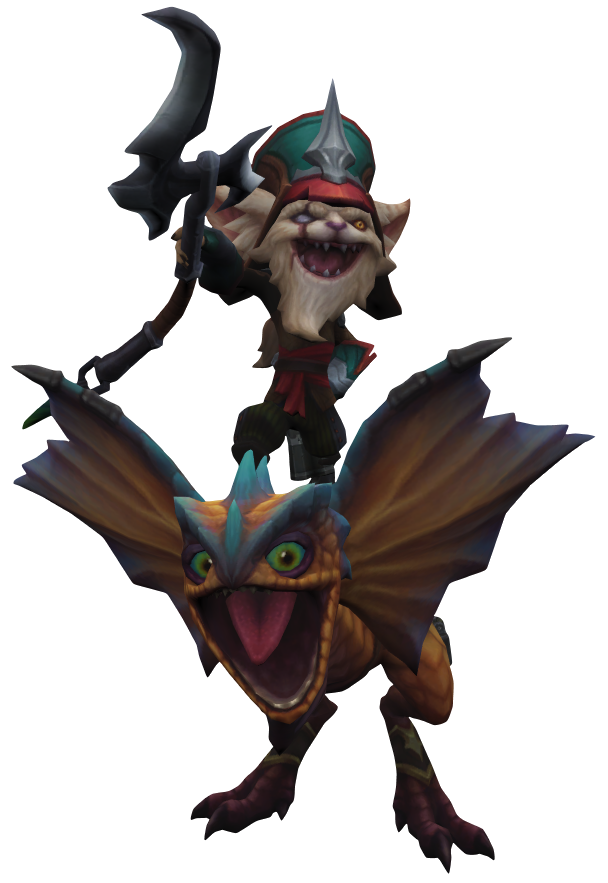 Kled/Background/History