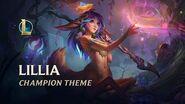 Lillia, Lękliwy Rozkwit - motyw bohatera