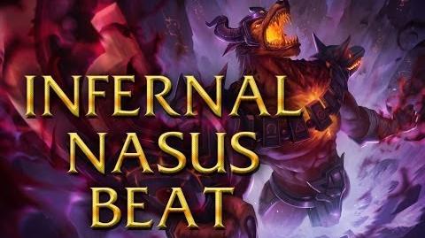 LoL Sounds - Infernal Nasus - Dance Beat