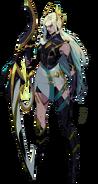 RotS Model Diana Sentinel Really Angry