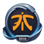 Worlds 2018 Fnatic Emote