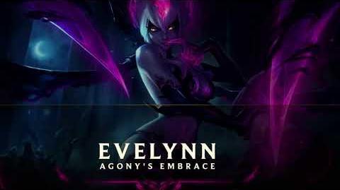 Русская Озвучка Эвелинн - Evelynn Voice Russian - League of Legends