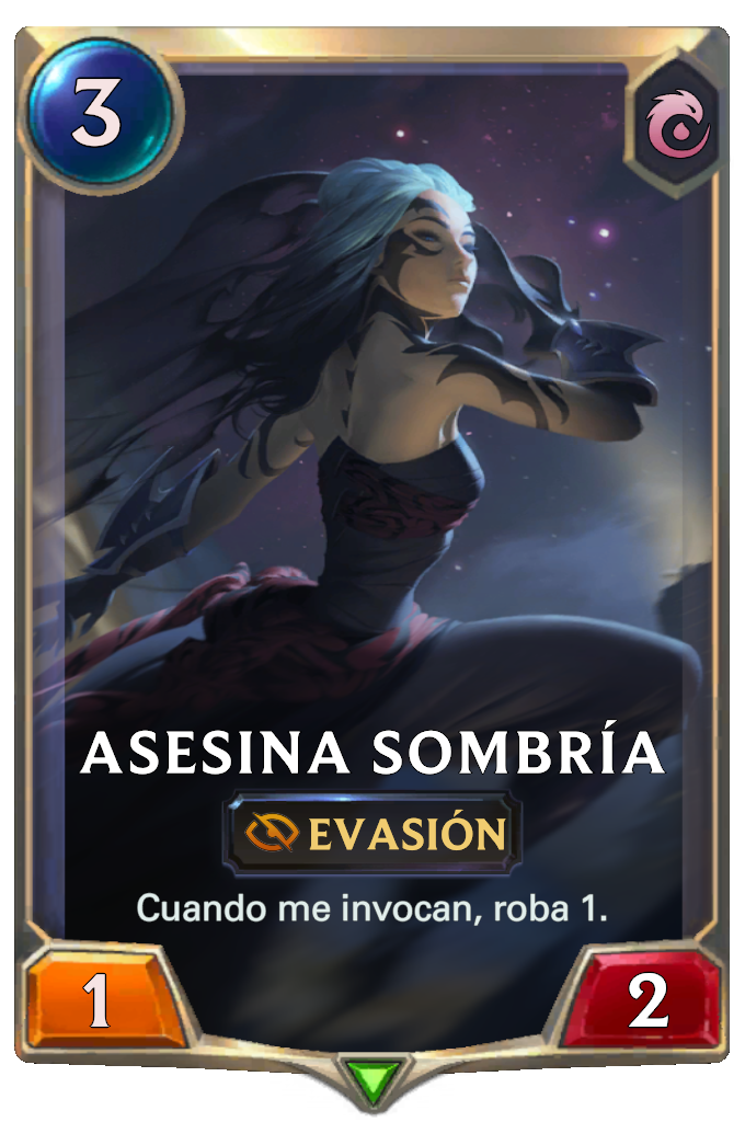 Asesina Sombría (Legends of Runeterra)
