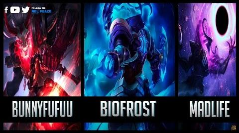 Bunnyfufuu vs Biofrost vs Madlife - Gods of Thresh 😱
