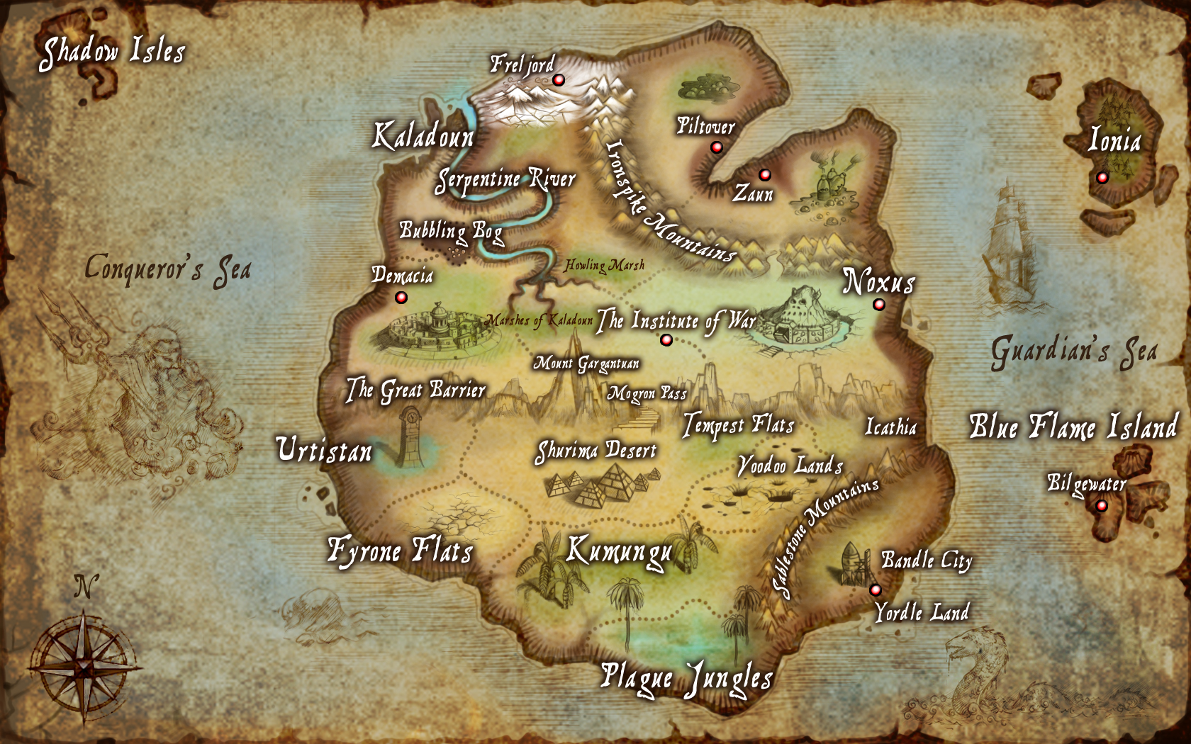 Runeterra Map old.png